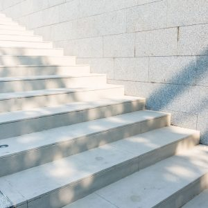 STEPS AND RISERS